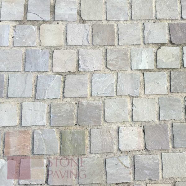 Natural Stone Paving Cobbles-Traditional-Fernlea