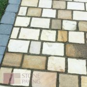 Natural Stone Paving Cobbles-Traditional-Fossil