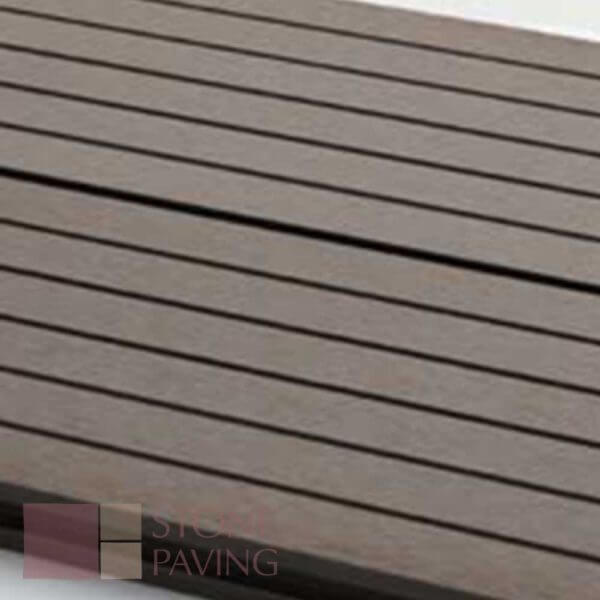 Natural Stone Paving Composite-Decking-Walnut