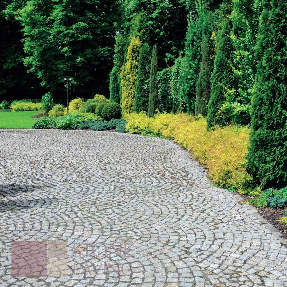 Natural Stone Paving Granite-Setts