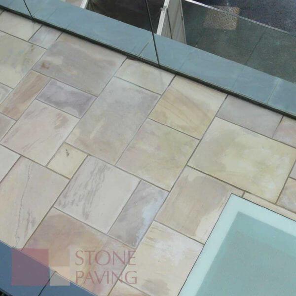 Natural Stone Paving Premier-Sorrel-Smooth