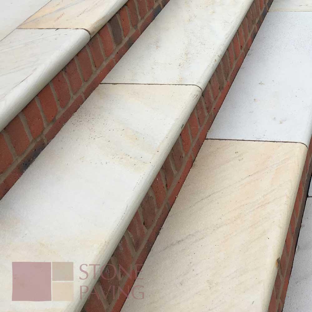 Natural Stone Paving Steps