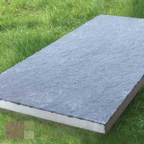 Natural Stone Paving Traditional-Carbon-SQ