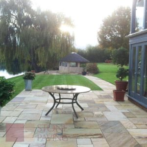 Natural Stone Paving Traditional-Fossil