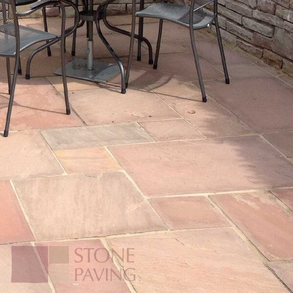 Natural Stone Paving Traditional-Heather