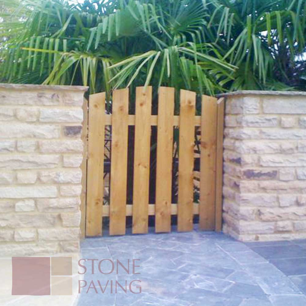 Natural Stone Paving Walling-Fossil