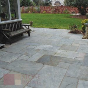 Natural Stone Paving Weathered-Havana