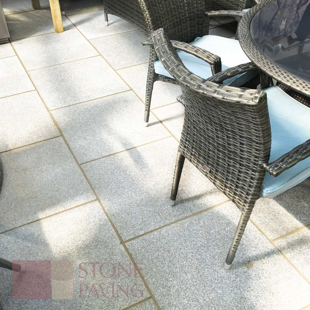 Natural Stone Paving premier-Silver-Grey